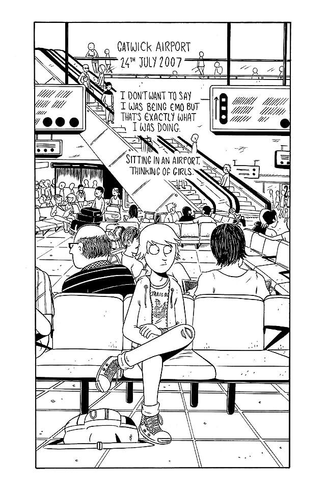 Ellerbisms - A Sporadic Diary Comic