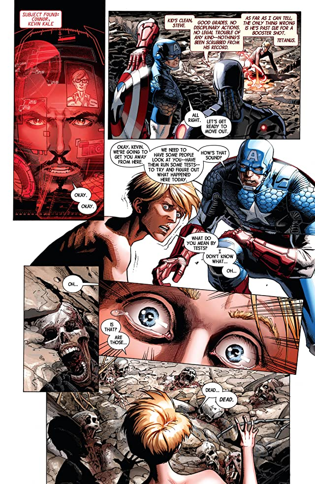 click for super-sized previews of Avengers (2012-2015) #8