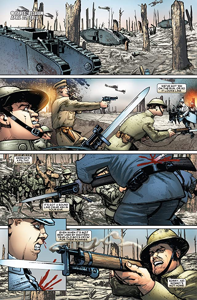 click for super-sized previews of Wolverine (2003-2009) #57