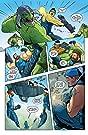 click for super-sized previews of Aliens vs. Parker #1