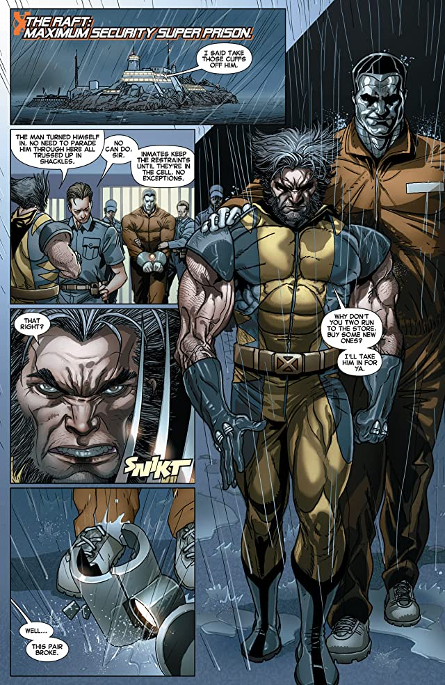 click for super-sized previews of Cable and X-Force #6