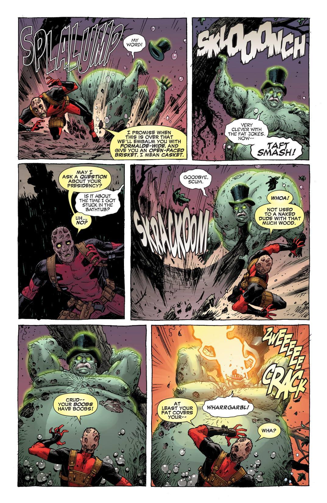 Deadpool (2012-2015) #6
