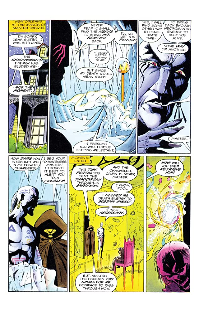 The Second Life of Doctor Mirage (1993-1995) #5
