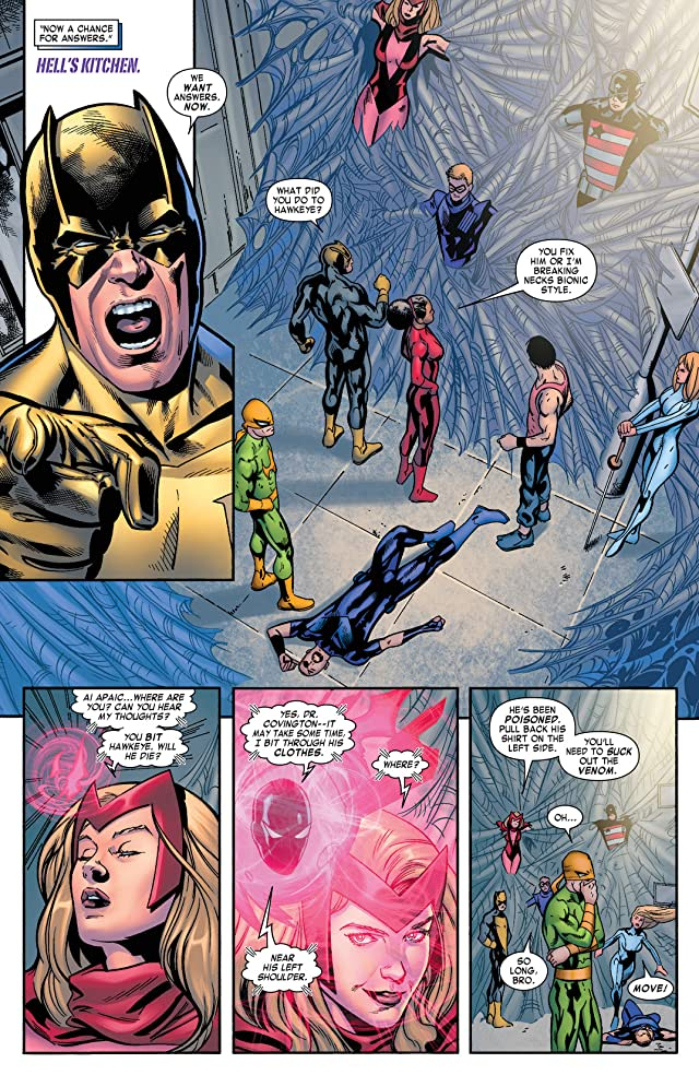 click for super-sized previews of Dark Avengers #188