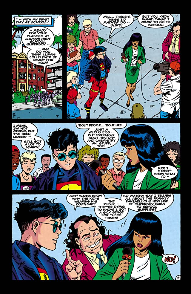 click for super-sized previews of Superboy (1994-2002) #16