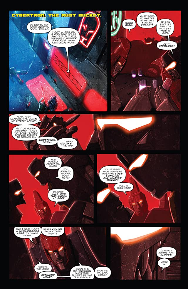 click for super-sized previews of Transformers: Monstrosity #2