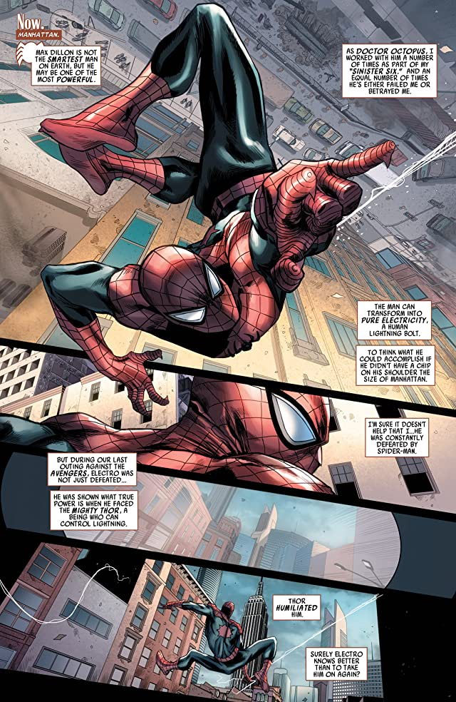 click for super-sized previews of Avenging Spider-Man (2011-2013) #18