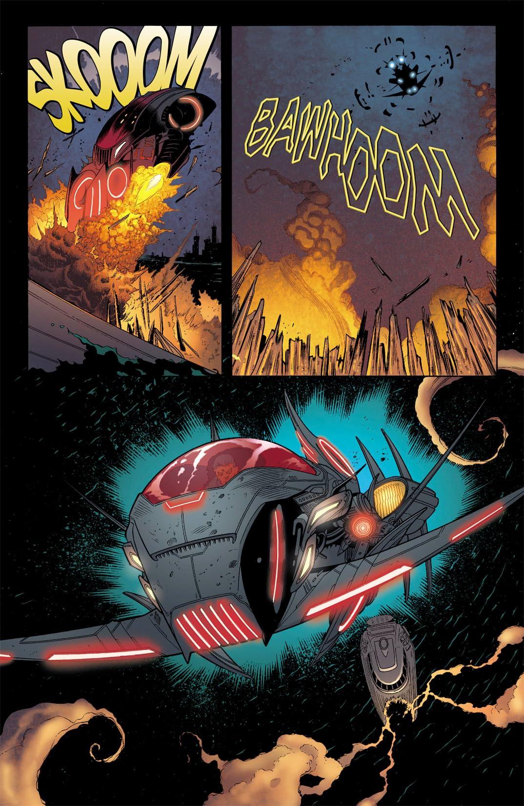Batman and Robin (2011-2015) #8