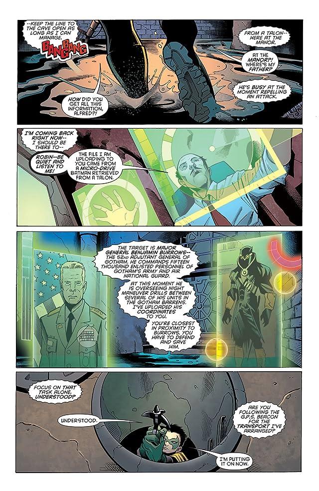 Batman and Robin (2011-2015) #9