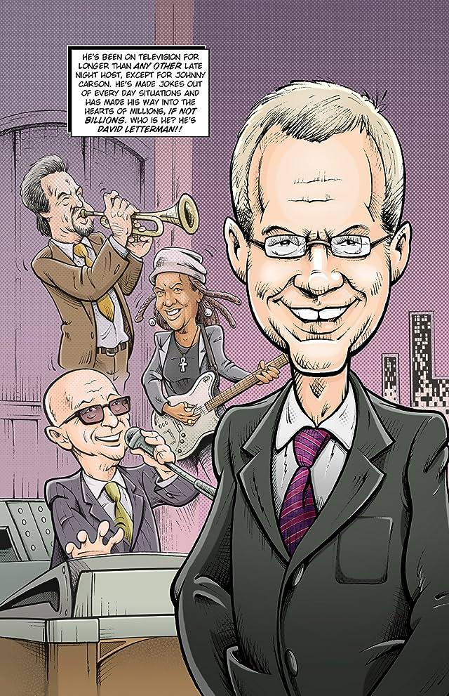 Fame: David Letterman