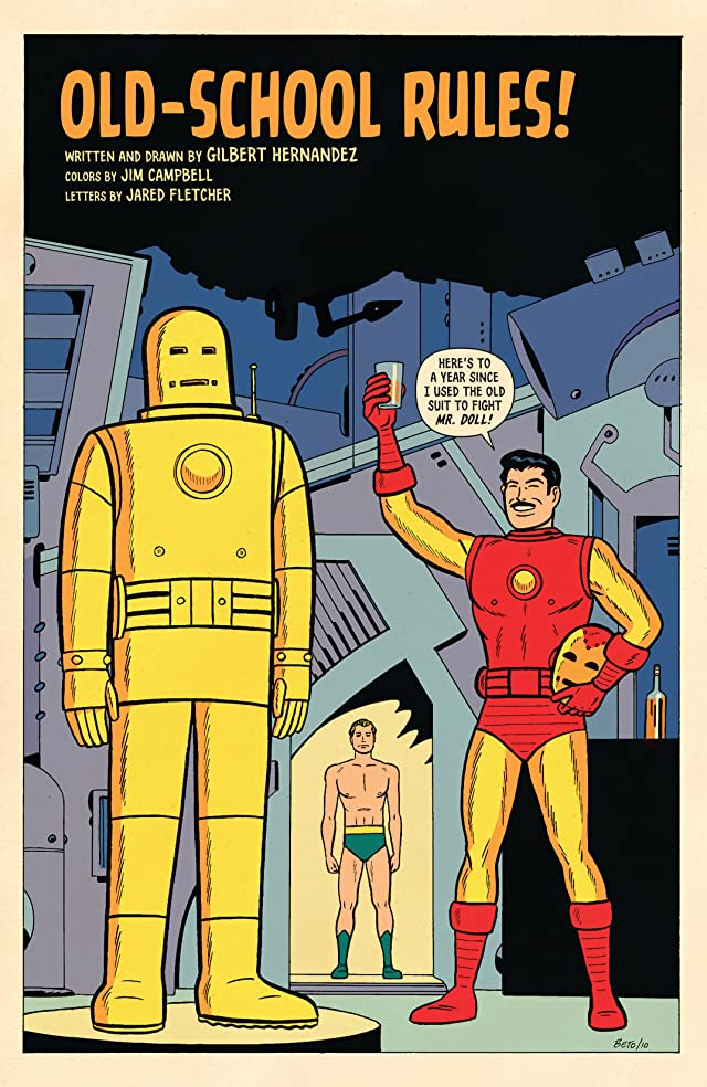 click for super-sized previews of Strange Tales Vol. 2 #2