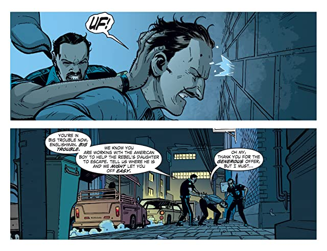 click for super-sized previews of Legends of the Dark Knight (2012-) #40