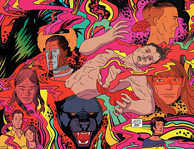 click for super-sized previews of Sacrifice #6 (of 6)