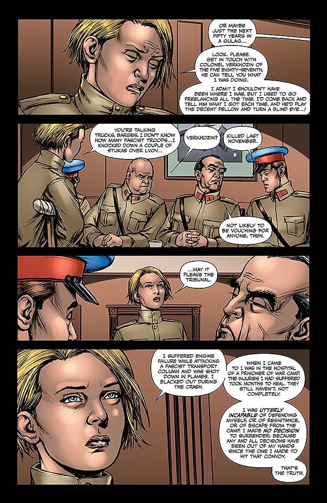 Garth Ennis' Battlefields #5 (of 6): The Fall and Rise of Anna Kharkova - Part 2