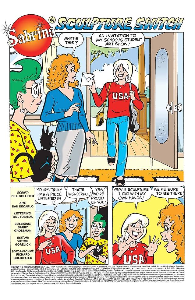 Sabrina the Teenage Witch #7