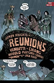 Demon Knights (2011-2013) #18