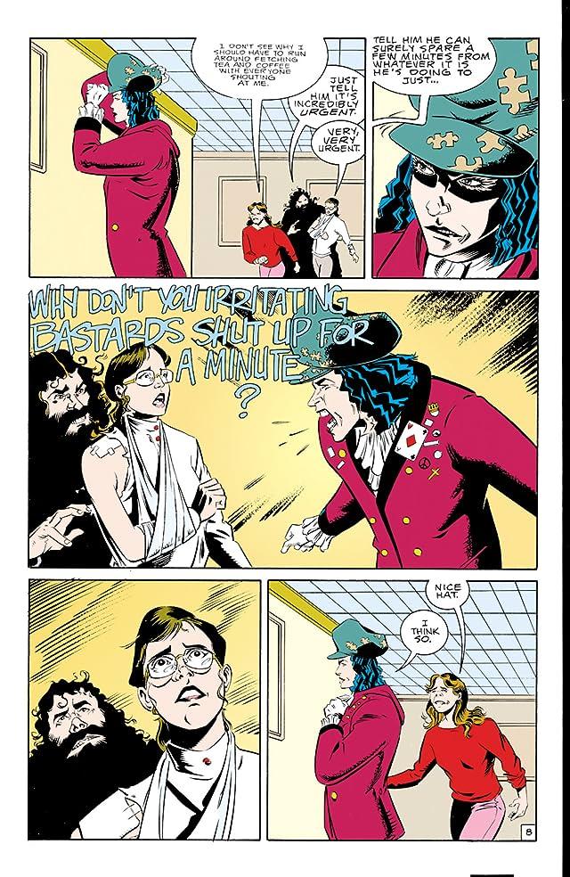 Doom Patrol (1987-1995) #37