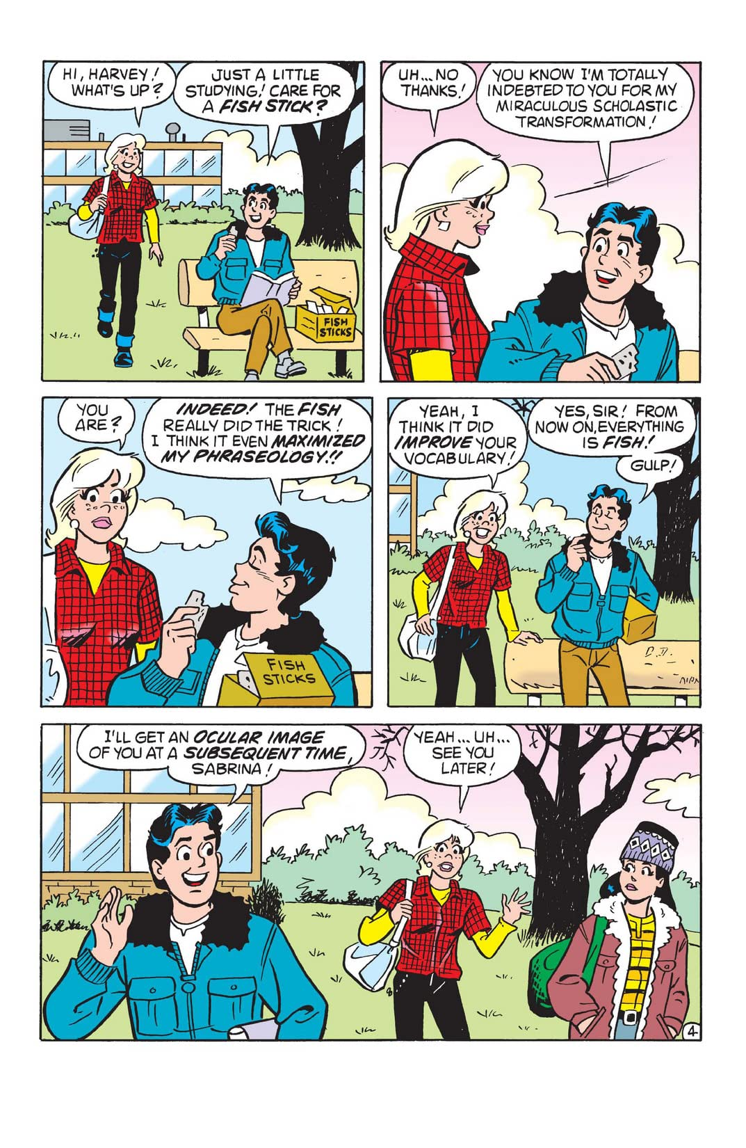 Sabrina the Teenage Witch #10