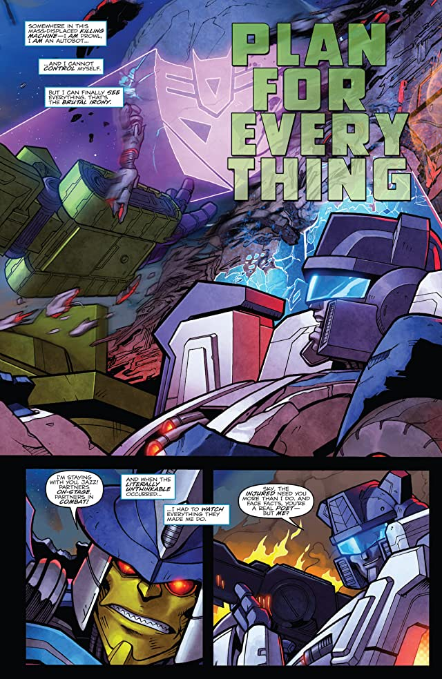 click for super-sized previews of Transformers: Robots In Disguise (2011-) #15