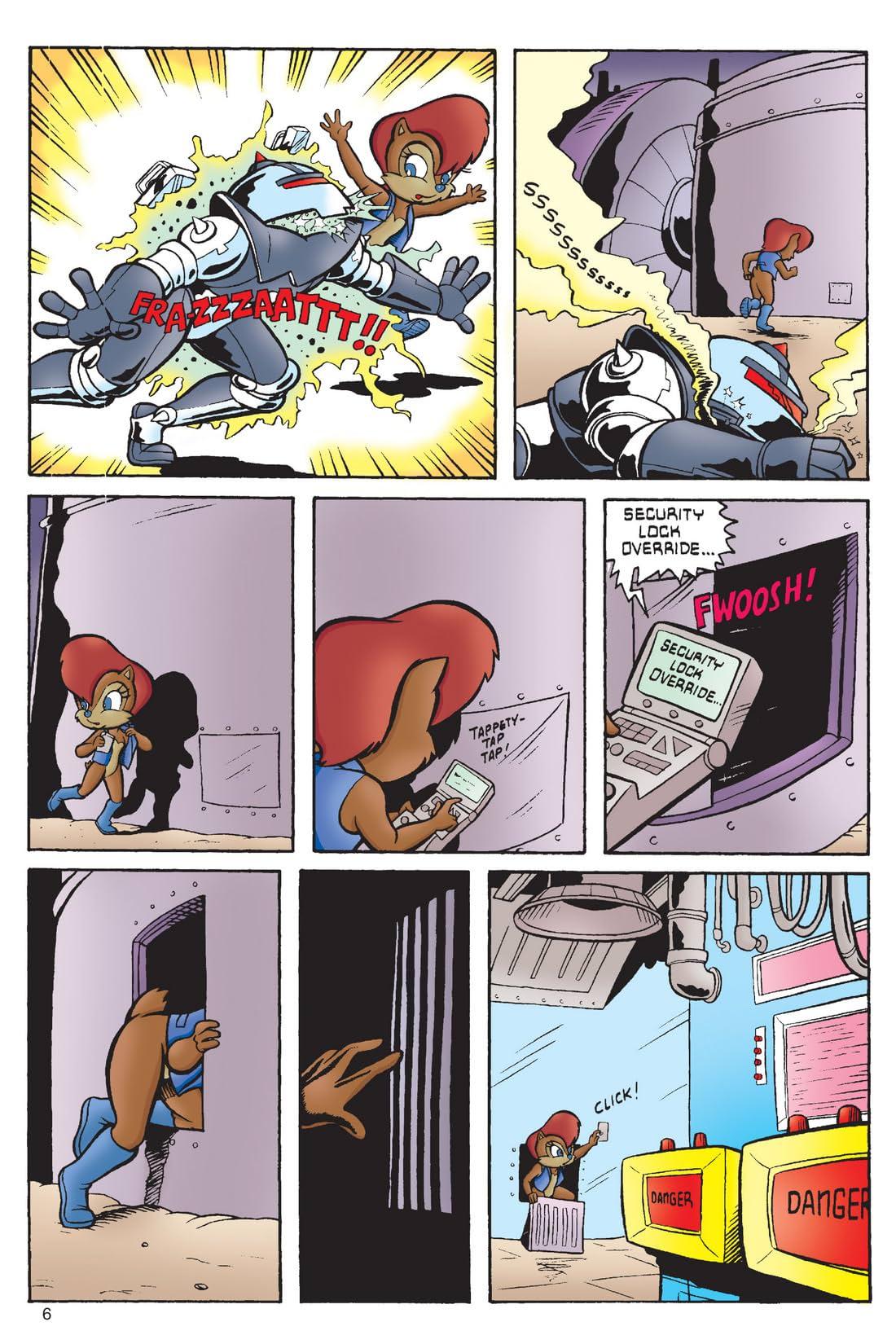 Sonic Select: Book Seven