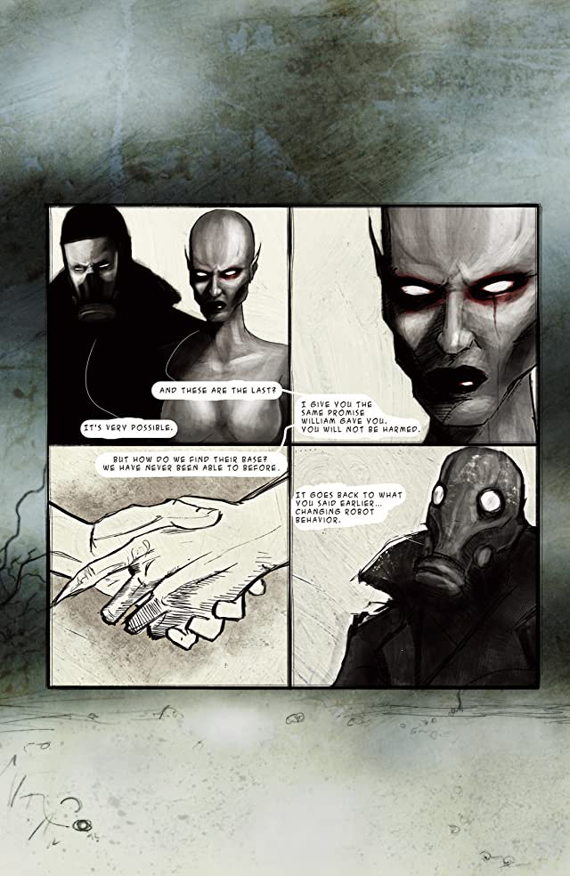 click for super-sized previews of Transfusion #3