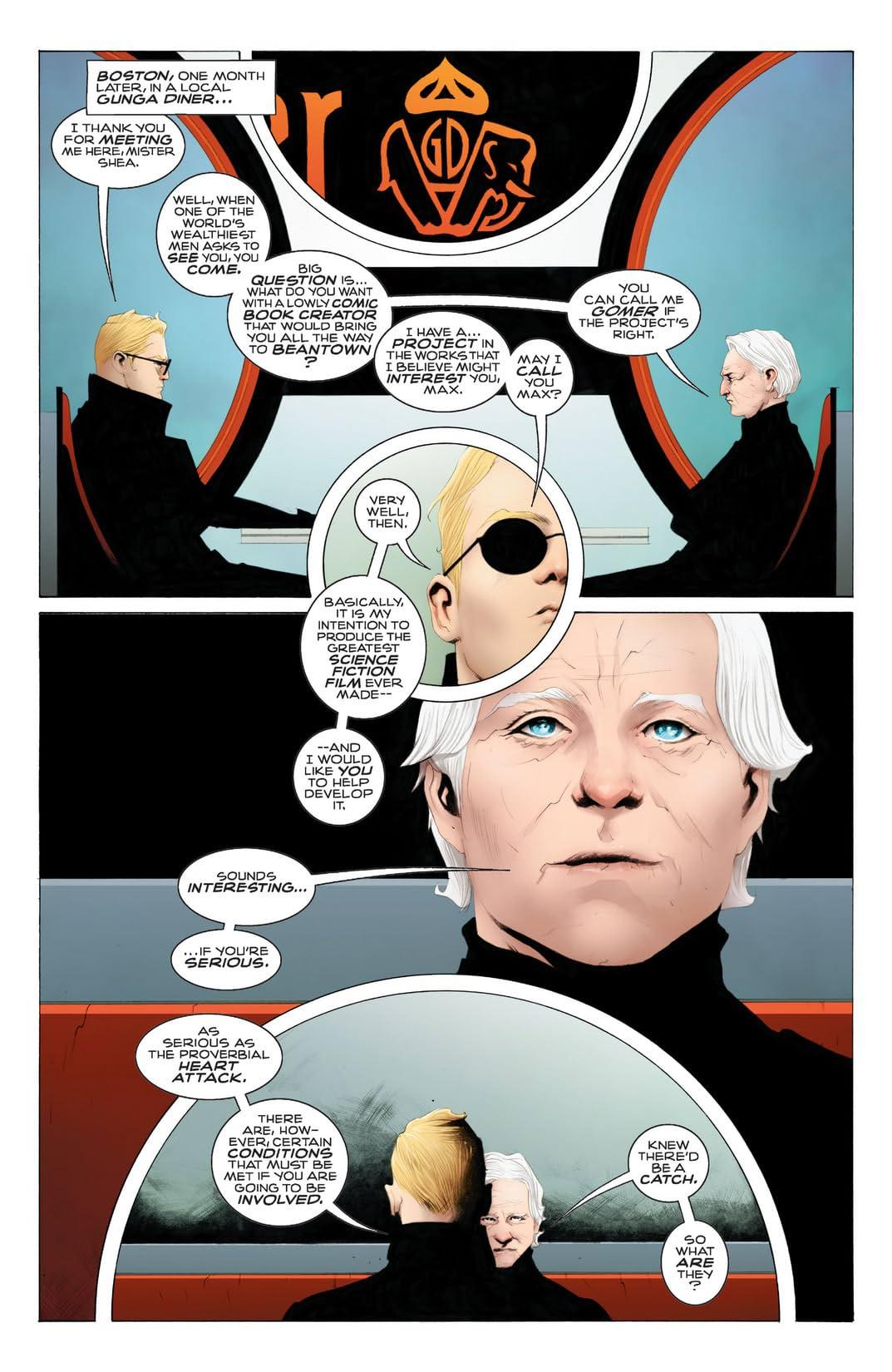 Before Watchmen: Ozymandias #6 (of 6)