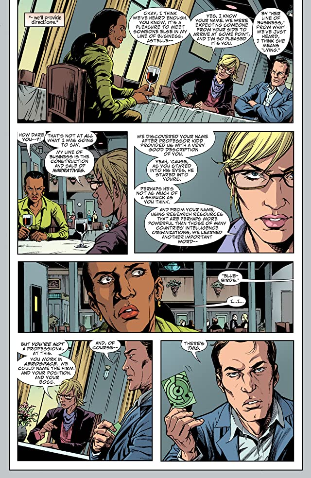 click for super-sized previews of Saucer Country #13