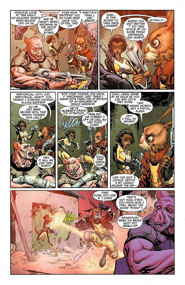 Threshold (2013) #3