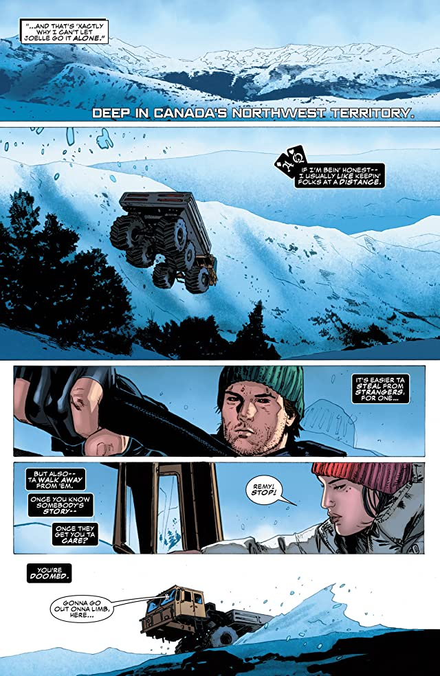 click for super-sized previews of Gambit (2012-2013) #10