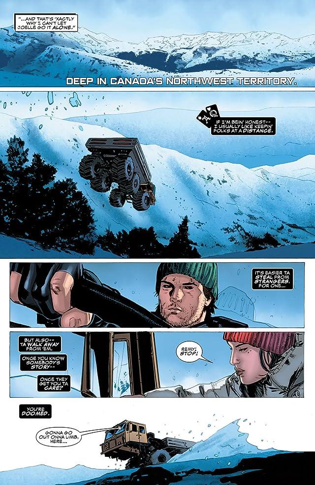 Gambit (2012-2013) #10