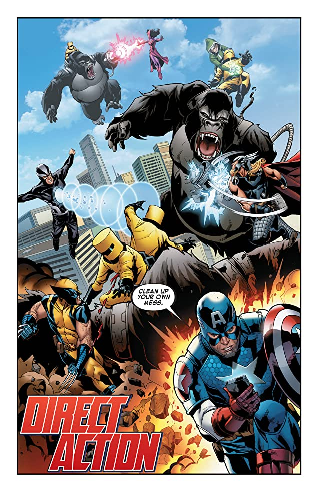 Thunderbolts (2012-2014) #7