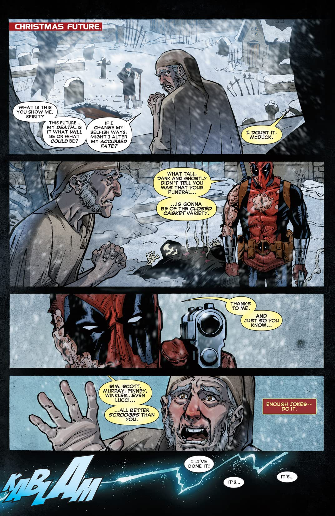 Deadpool Killustrated #3 (of 4)