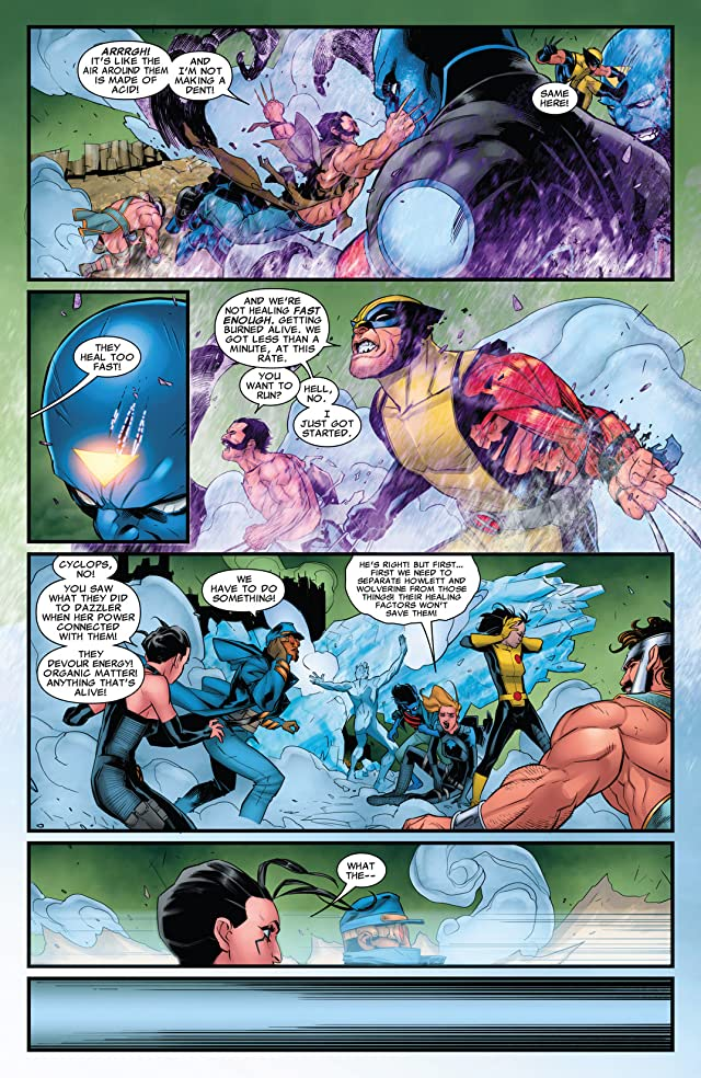 click for super-sized previews of Astonishing X-Men (2004-2013) #60
