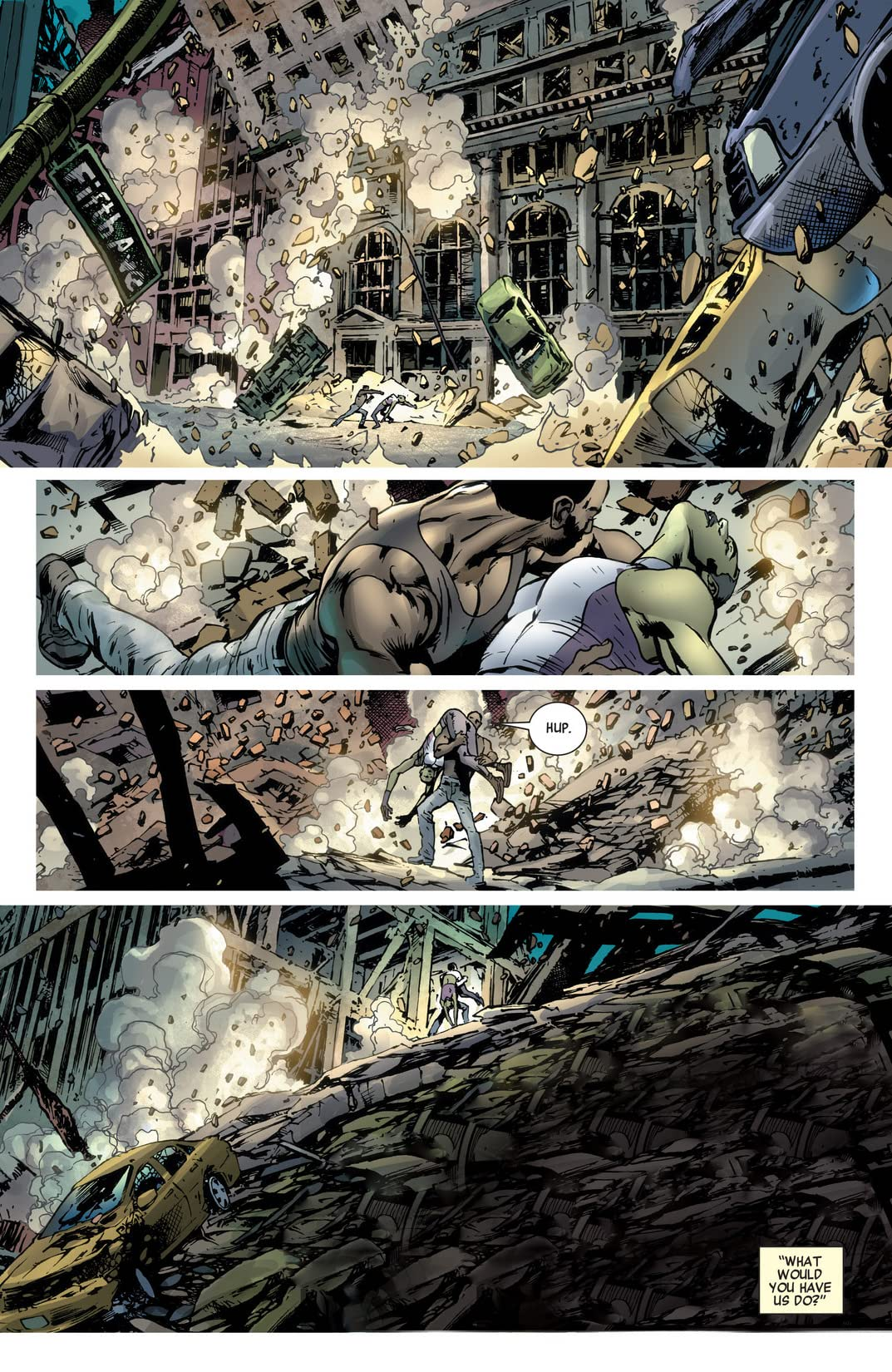 Age of Ultron #3 (of 10)