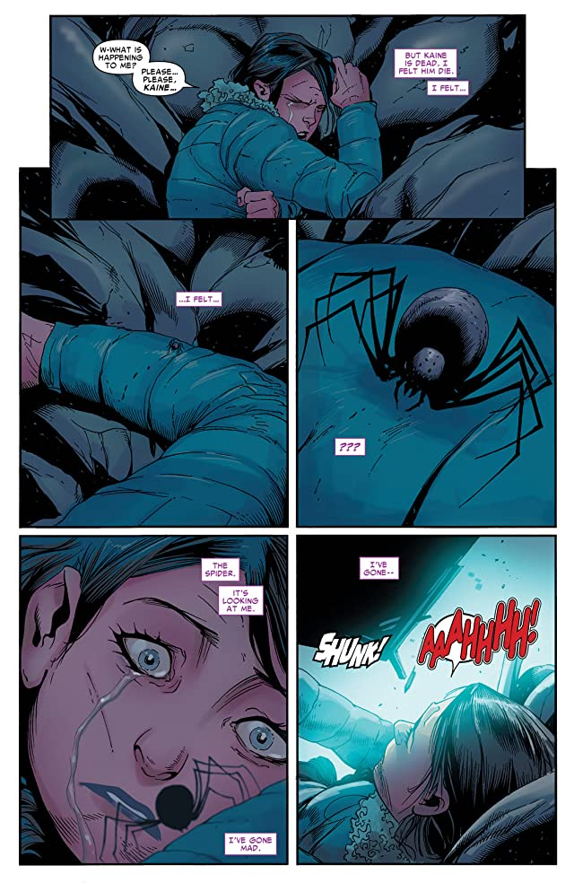 click for super-sized previews of Scarlet Spider #15