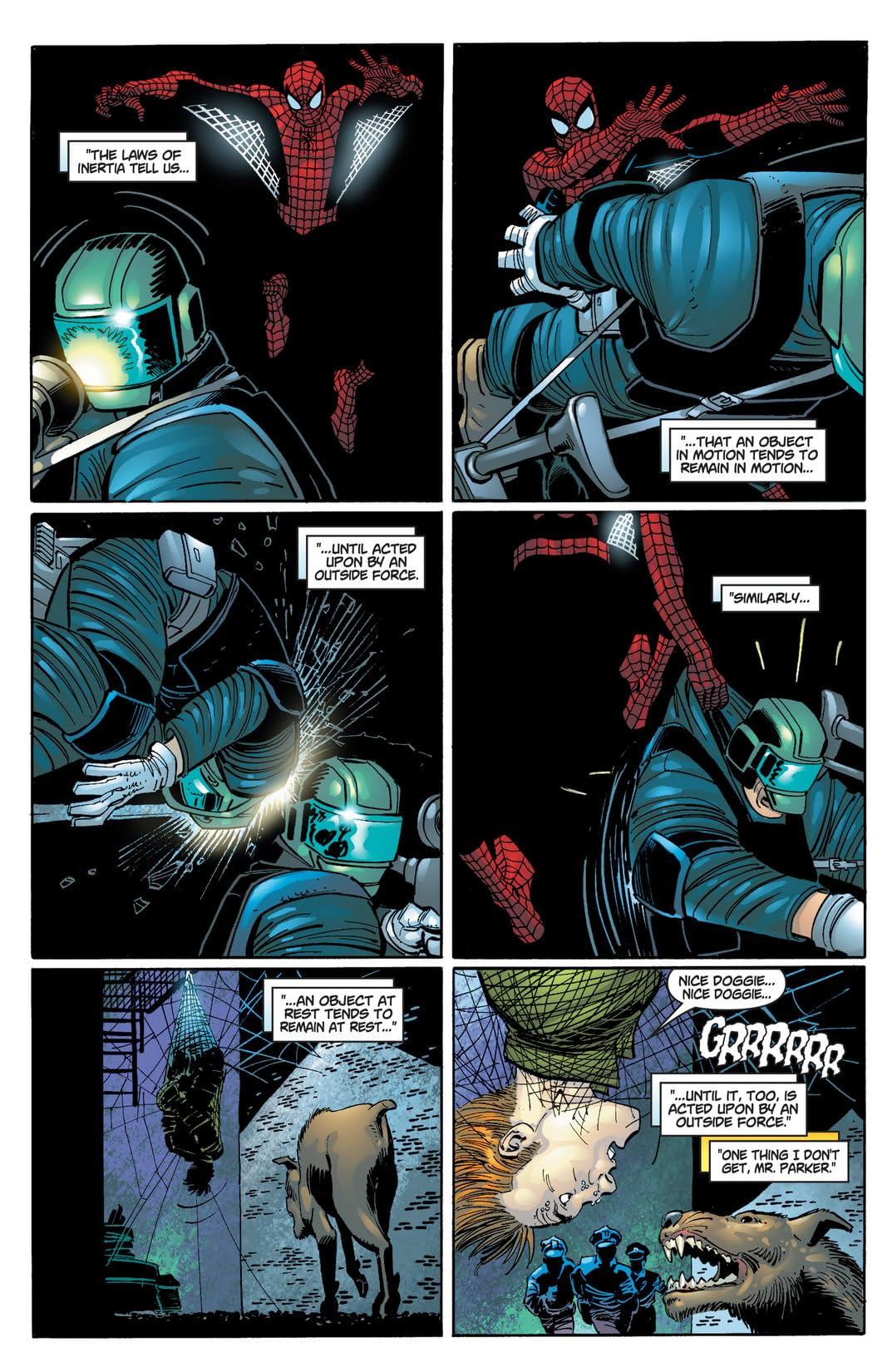 Amazing Spider-Man (1999-2013) #40