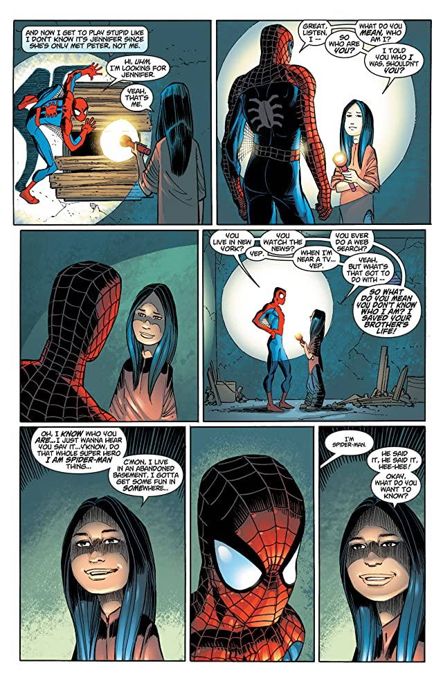 click for super-sized previews of Amazing Spider-Man (1999-2013) #41