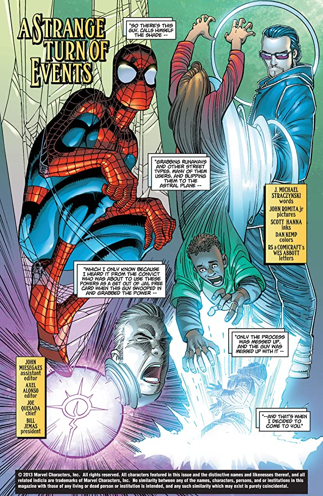 Amazing Spider-Man (1999-2013) #42