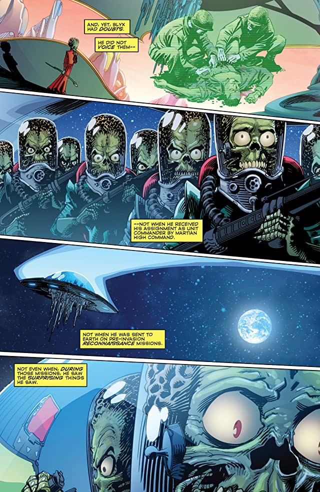Mars Attacks #8