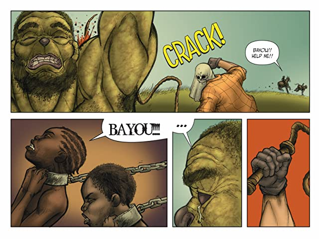 click for super-sized previews of Bayou #8