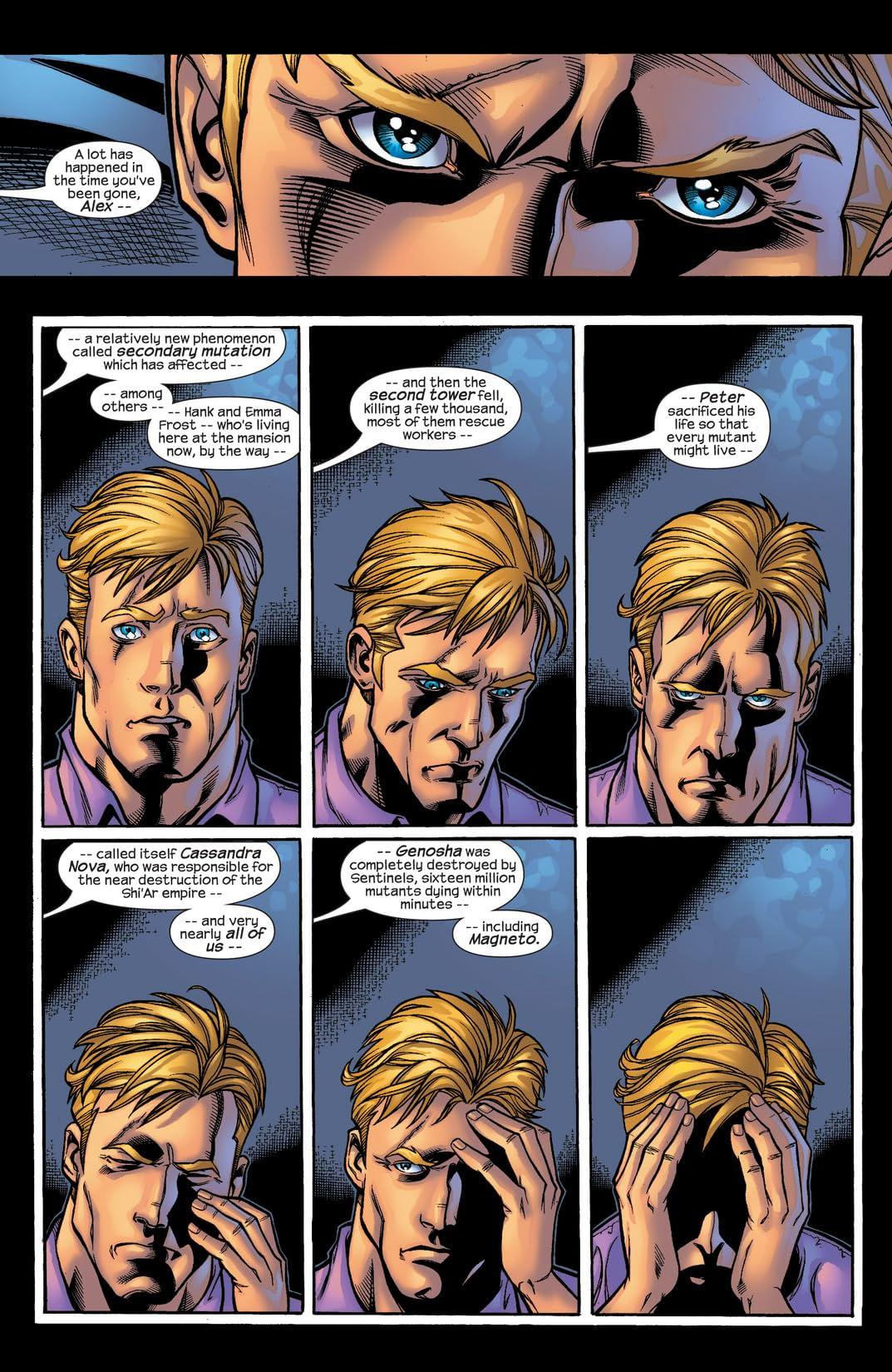 Uncanny X-Men (1963-2011) #421