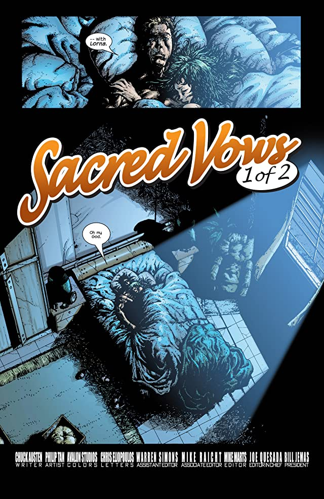 click for super-sized previews of Uncanny X-Men (1963-2011) #425