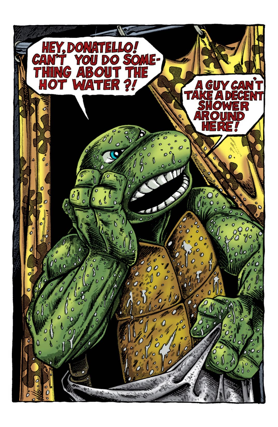 Teenage Mutant Ninja Turtles: Color Classics - Micro Series: Donatello