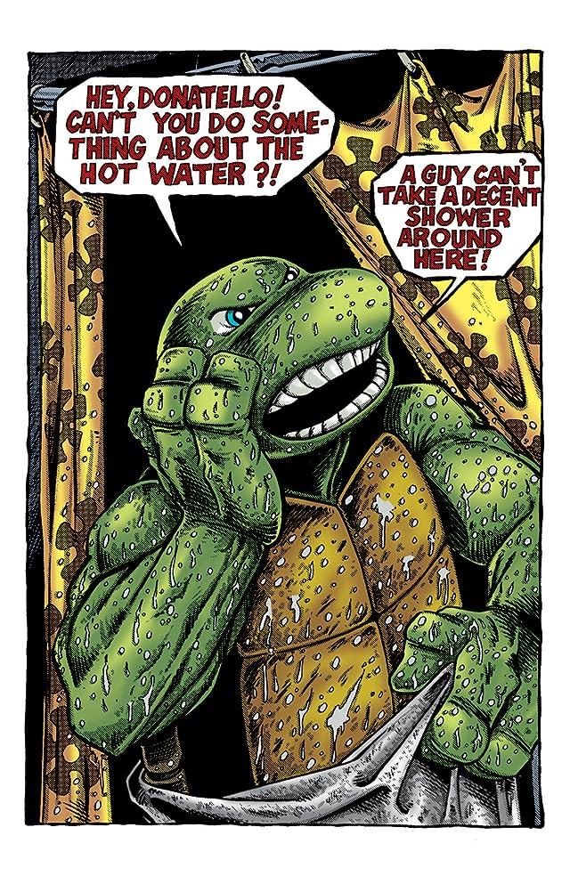 click for super-sized previews of Teenage Mutant Ninja Turtles: Color Classics - Micro Series: Donatello