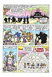 Sonic the Hedgehog #10