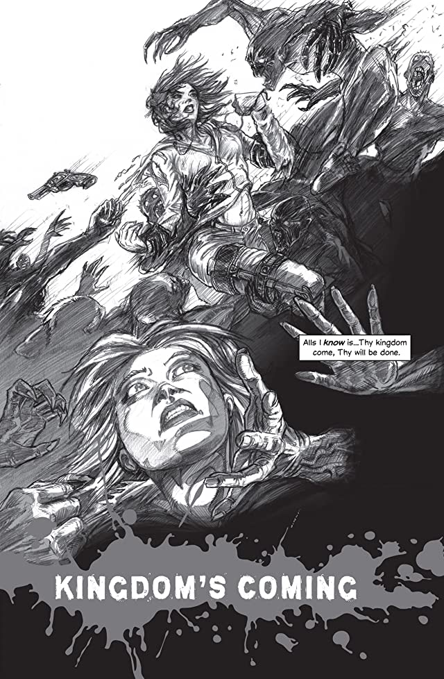 click for super-sized previews of The Killing Jar: Preview