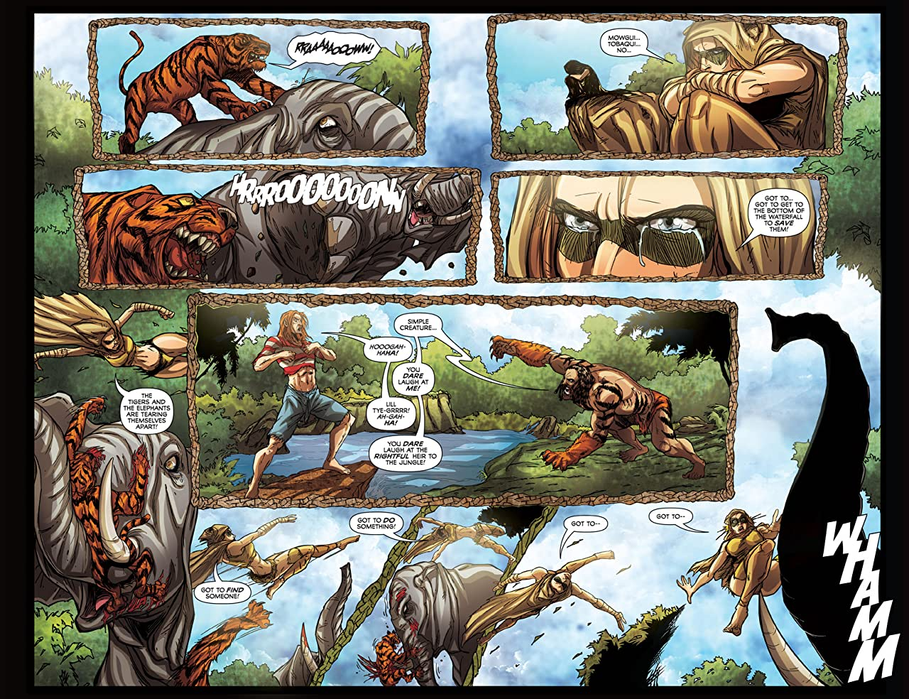 The Jungle Book: Last of the Species #2 (of 5)