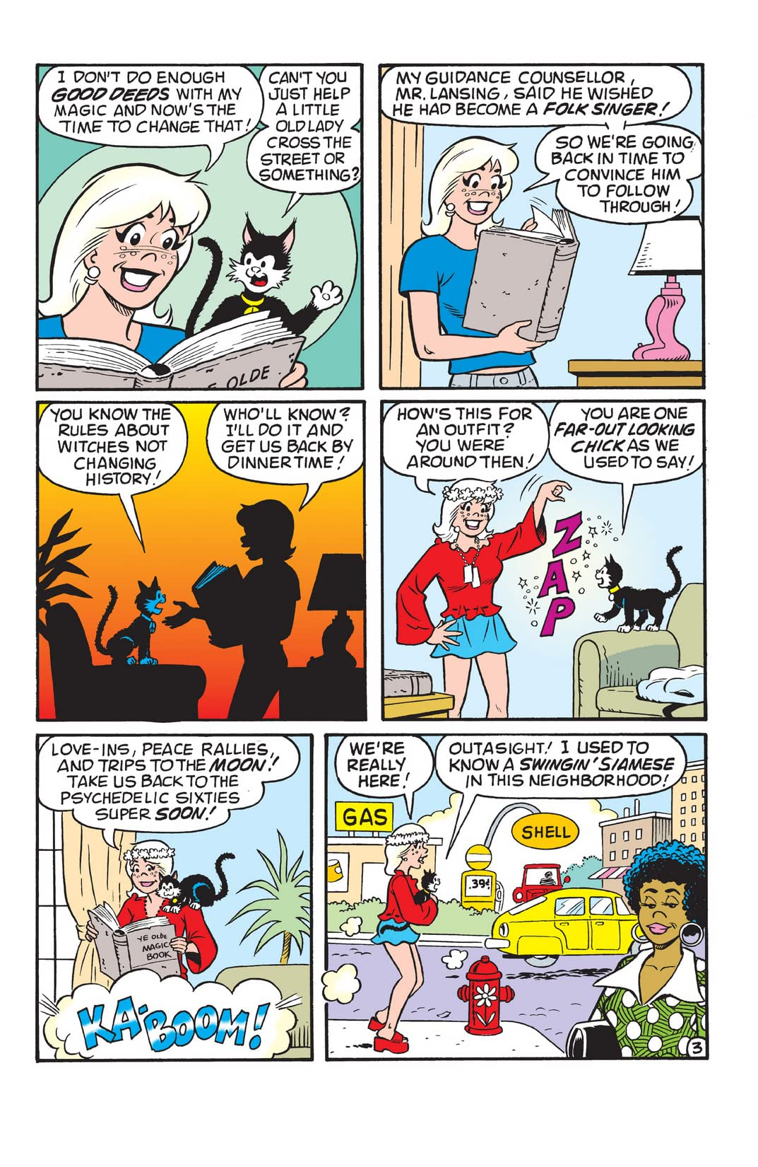 Sabrina the Teenage Witch #19