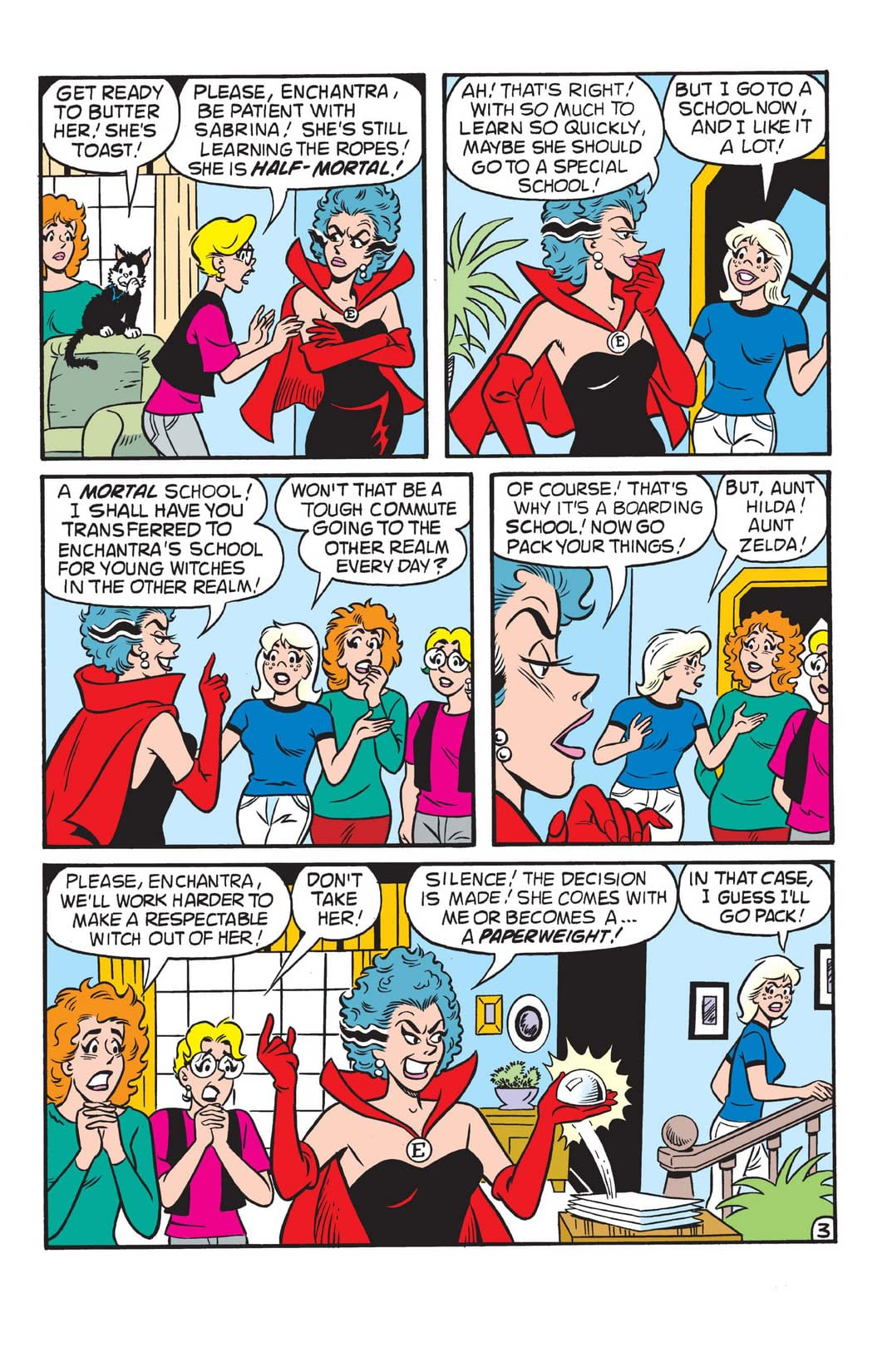 Sabrina the Teenage Witch #20