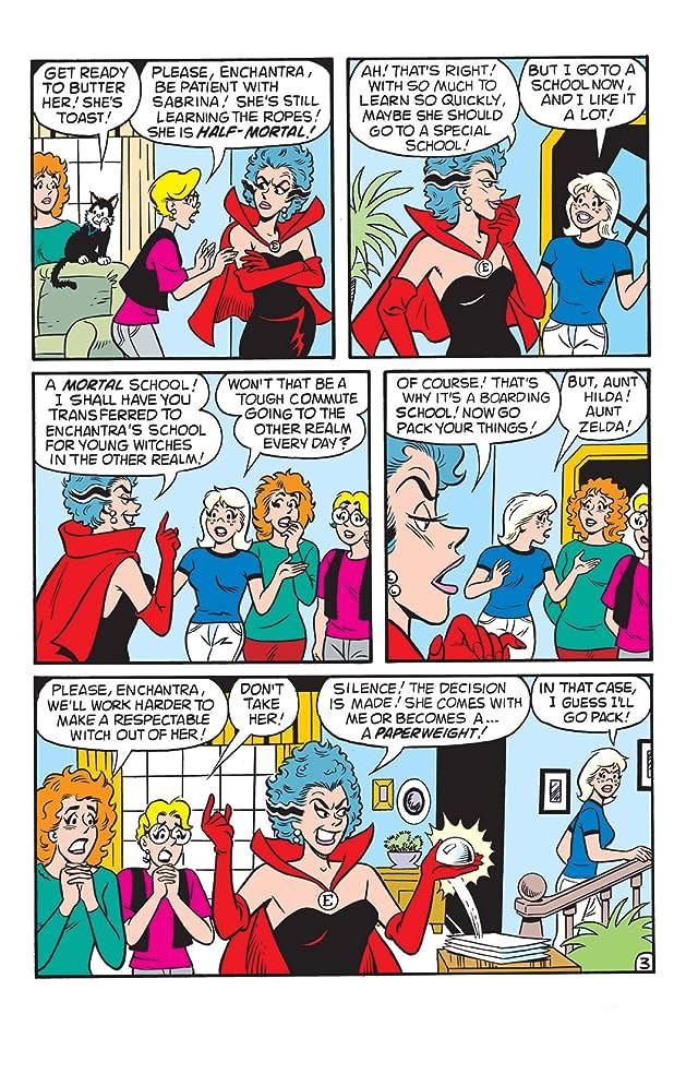 Sabrina the Teenage Witch #20